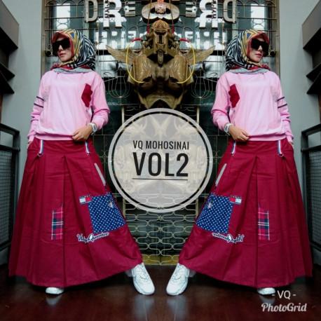 Mohosinai Pink