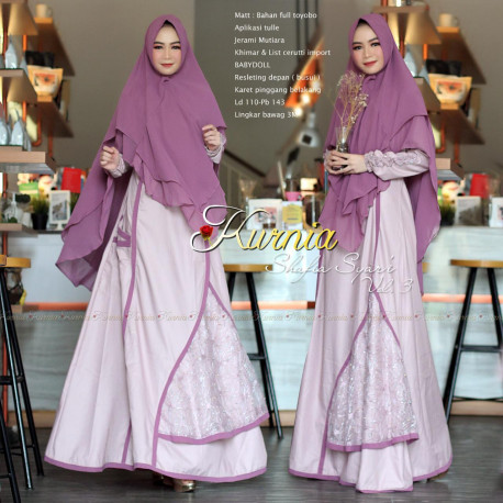 Shafia Purple