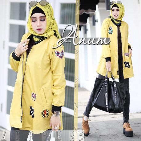 Zipper Yellow