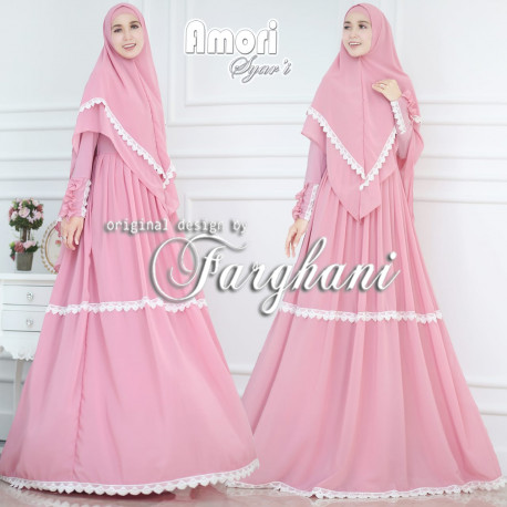 Amori Syari Pink
