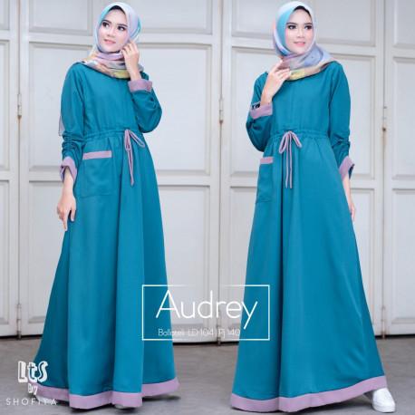 Audrey Blue Tosca