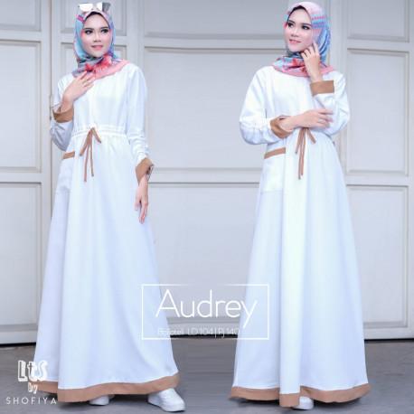 Audrey Broken White