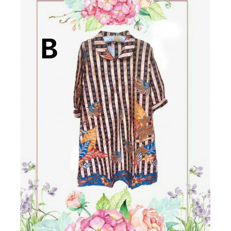 Blouse Batik Jumbo B