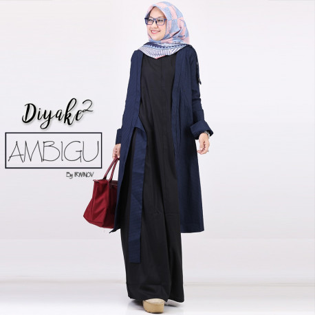 Diyake2 Black
