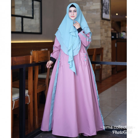 Kacina Dress Soft Pink