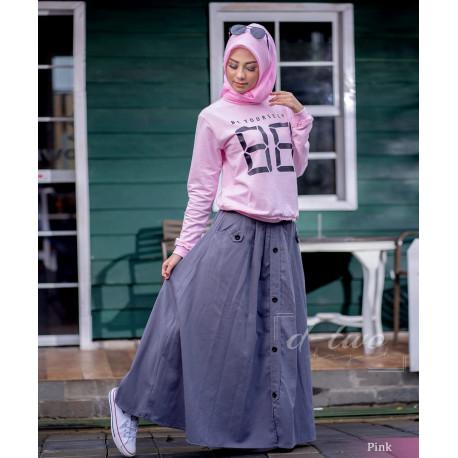 Kinan Casual Pink