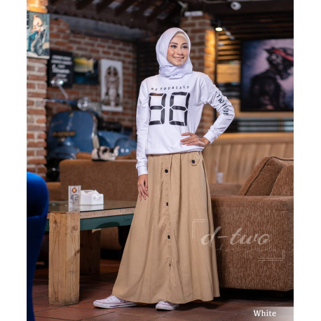 Kinan Casual White