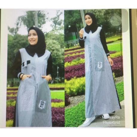 New Abaya Dress Black