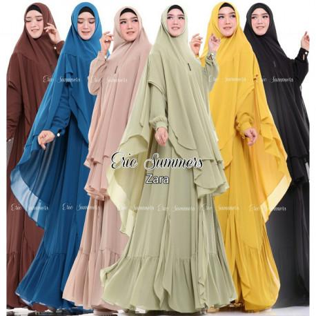 Zara Dress Syari