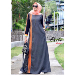 Hanum Sporty Dark Grey