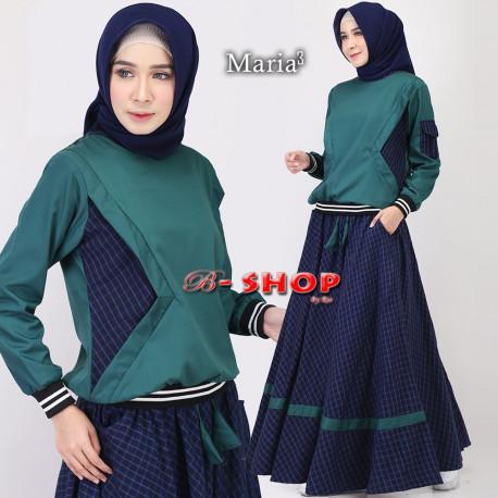 Maria 3 Green