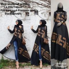 SHR MAXI - Black