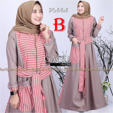 Habibah Dress B