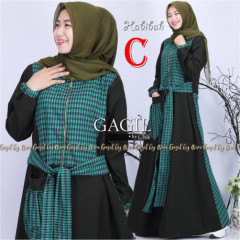 Habibah Dress C
