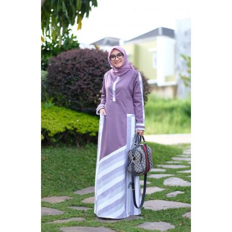 Sabida Dress Purple