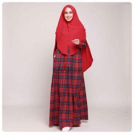 Syami Set Red