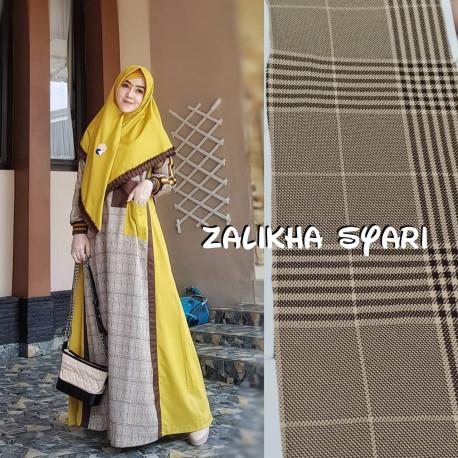 Zalikha Syari Yellow