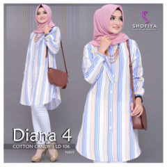 Diana Top Navy