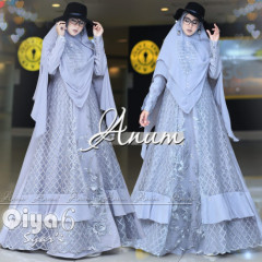 Qiya 6 Soft Blue