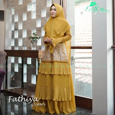 Fathiya Syari Yellow