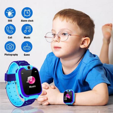 Kids Smart Watch Blue