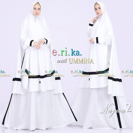 Najwa vol 2 White