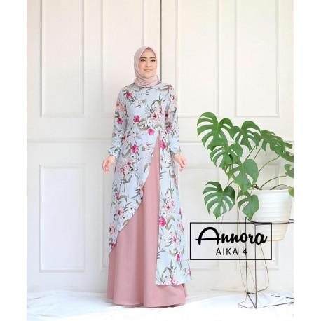 Aika Dress 4 Pink