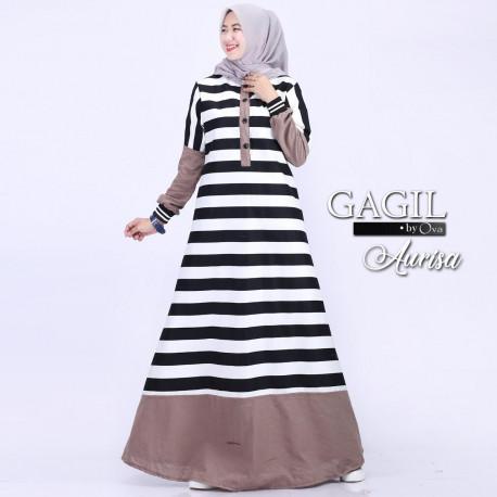 Aurisa Dress Mocca