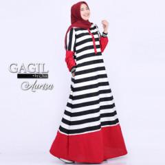 Aurisa Dress Red