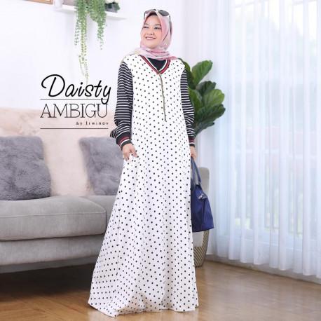 Daisty Dress White