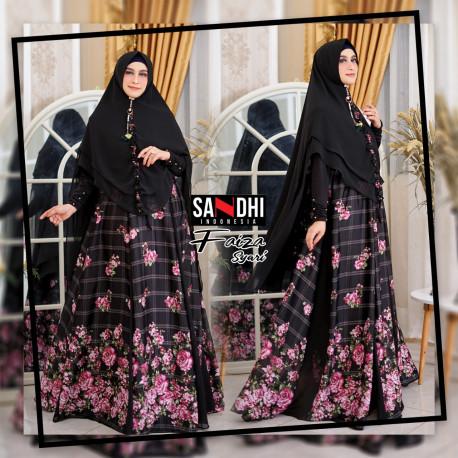 Faiza Syari Black