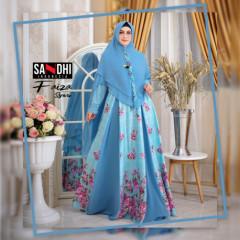Faiza Syari Blue