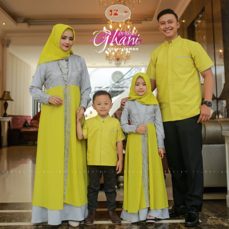 Ghani Kids Yellow