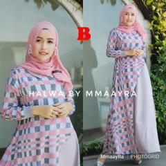 Halwa Dress B