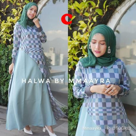Halwa Dress C