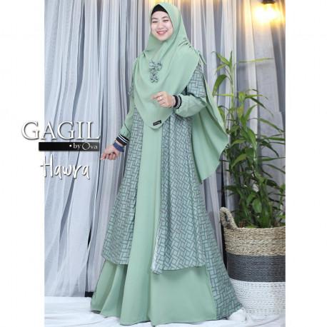 Hawra Dress Mint