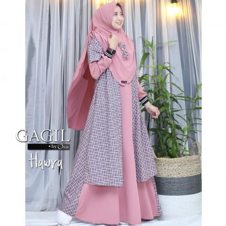 Hawra Dress Pink
