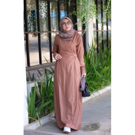 Kanaya Dress Mocca