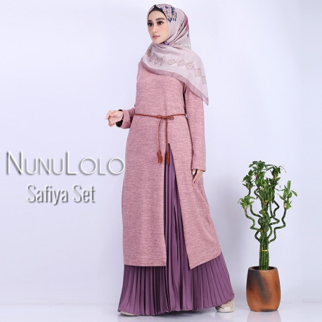 Safiya Pink Purple