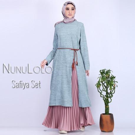 Safiya Tosca Pink