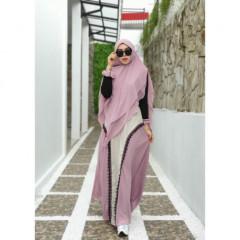 Sakila Syari Pink