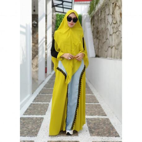 Sakila Syari Yellow