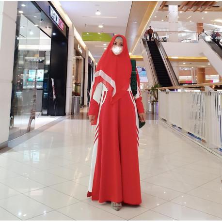 Syahreen Syari Red