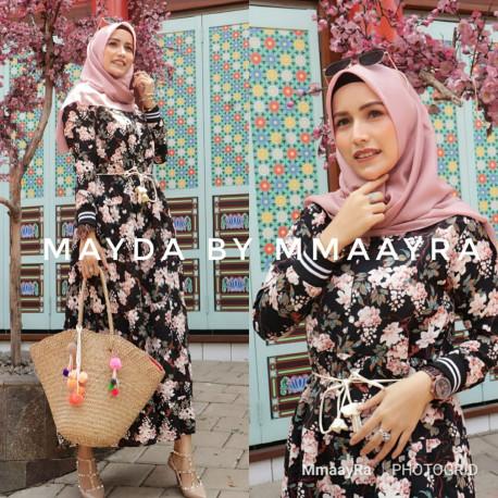 Mayda Dress Black