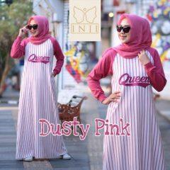 Queen Dress Pink