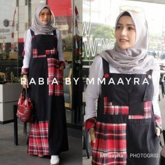 Rabia Overall Black