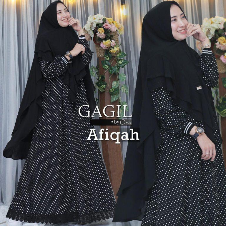 Afiqah Syar'i Black