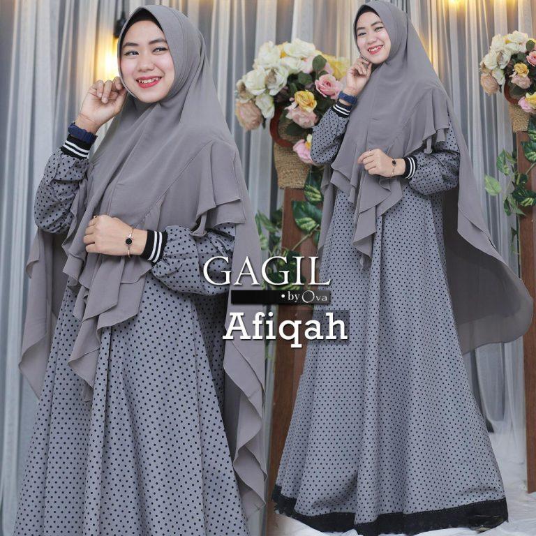 Afiqah Syar'i Grey