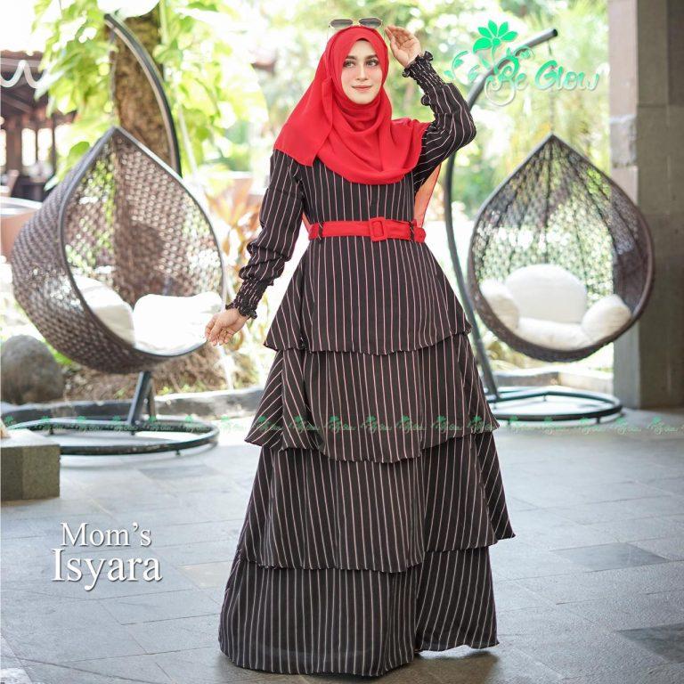 Isyara Dress Black