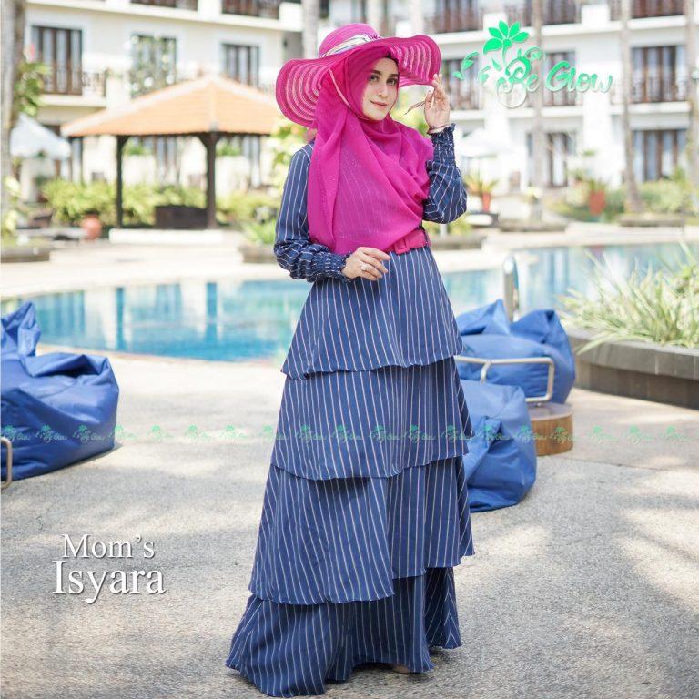 Isyara Dress Blue